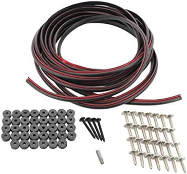 Bushwacker PK1-40092 Complete Hardware Kit for 40092-02