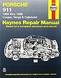 Porsche 911, 1965-1989, John Haynes and Peter G. Strasman, 1850106983