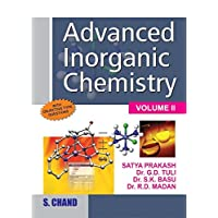 Advanced Inorganic Chemistry - Volume II