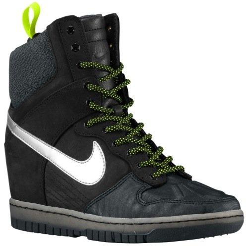 Nike Dunk Sky Hi Sneaker Boot Size 12 by NIKE