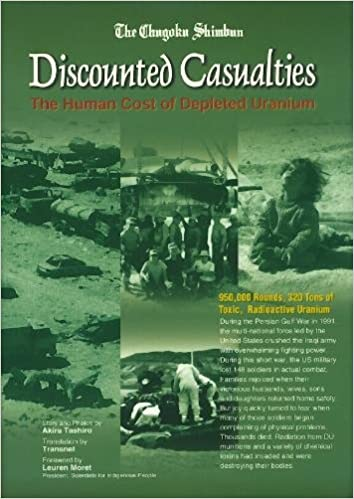 Discounted Casualties: The Human Cost of Depleted Uranium