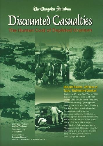 Discounted Casualties: The Human Cost of Depleted Uranium (Public Health), Akira Tashiro