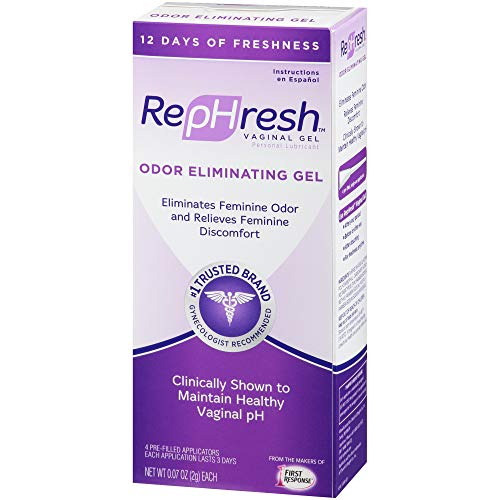 Rephresh Vaginal Gel 0 07 Oz 4 Count Available In Bahrain