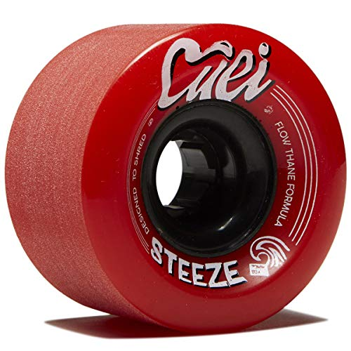 Cuei Steeze Freeride Longboard Wheels - 70mm 80a