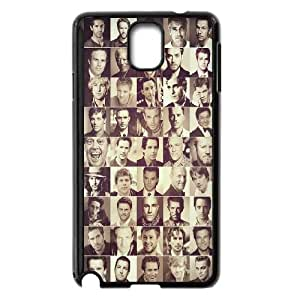 Samsung Galaxy Note 3 Cell Phone Case Black Hollywood Actors JNR2037332