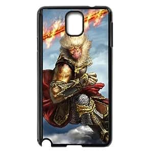 samsung galaxy note3 phone case Black Monkey king League of Legends EER7581129