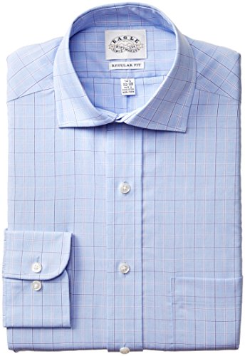 Eagle Regular Non Iron Exploded Tattersall product image