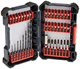 bosch products - Bosch 40 Piece Impact Tough Drill Driver Custom Case System Set DDMS40