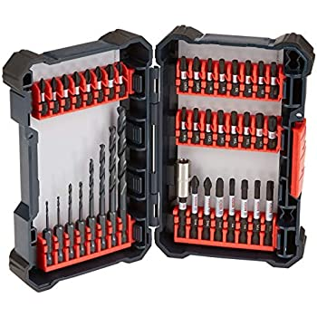 Amazon.com: Bosch Power Tools Drill Driver Kit DDB181-02 ...