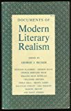 img - for Documents of Modern Literary Realism (Princeton Legacy Library) book / textbook / text book