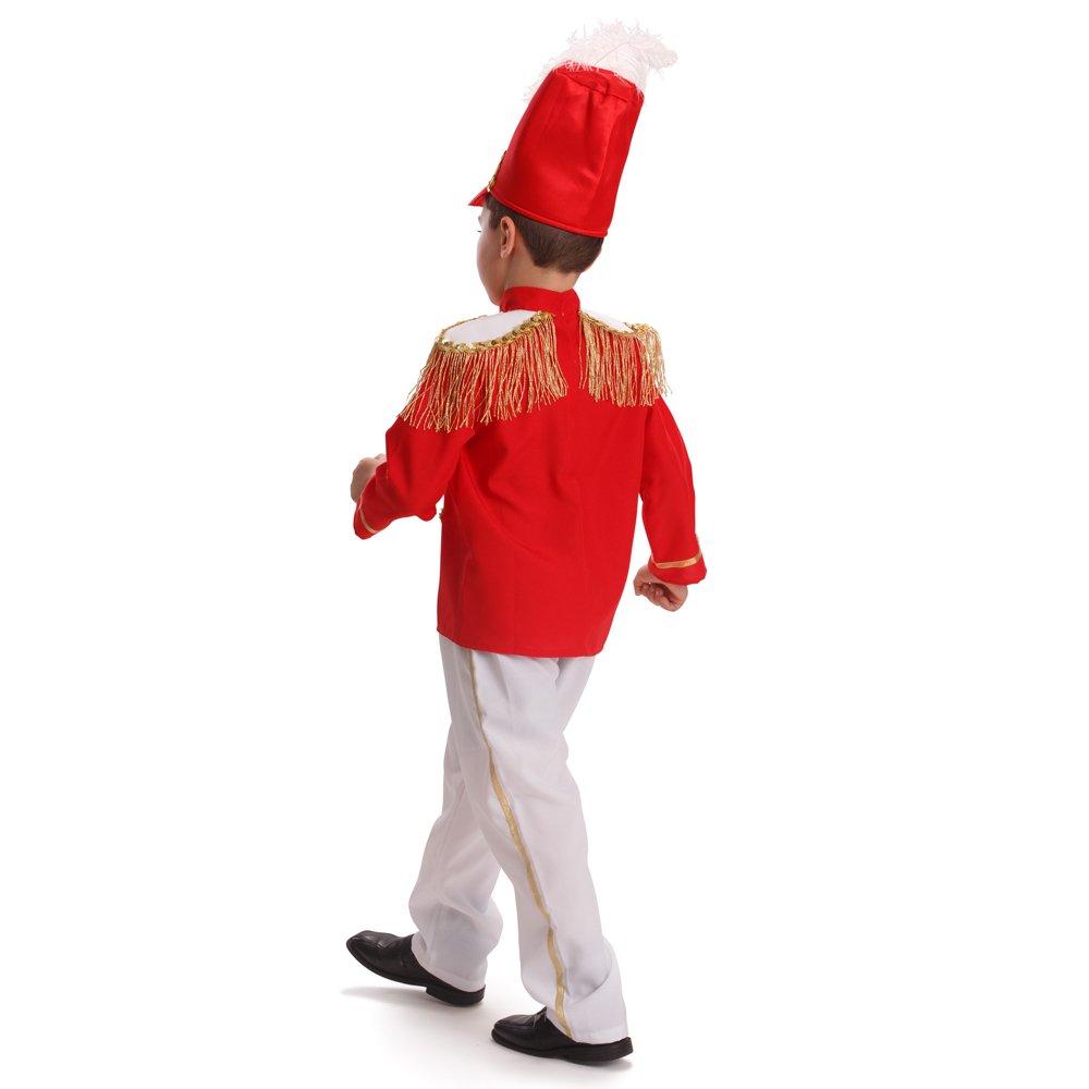 Amazon.com: Dress Up America Boys Fancy disfraz de Major de ...