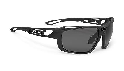 24742c8c7a Rudy Project Sintryx Matte Black Frame with Polar 3FX Grey Laser Lenses
