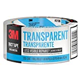 3M Transparent Duct Tape, 1.88 in x 20 yd, 1 Roll