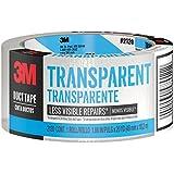 3M Scotch 2120-A Tough Transparent Duct Tape, 1.8-Inch, 20 yds
