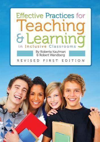 Effective Practices for Teaching and Learning in Inclusive Classrooms pdf