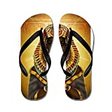 CafePress Egyptian Goddess ISIS - Flip Flops, Funny Thong Sandals, Beach Sandals