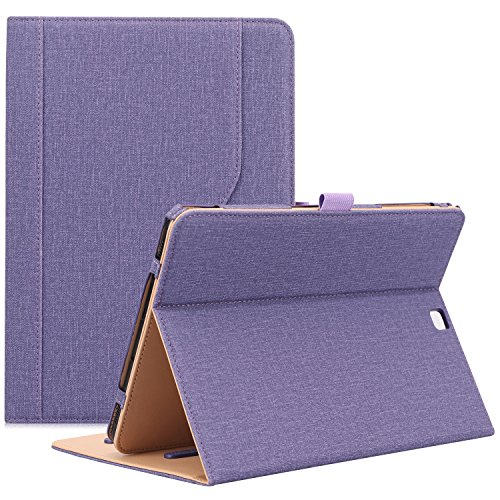 ProCase Samsung Galaxy Tab S2 9.7 Case, Stand Folio Cover Case for Galaxy Tab S2 Tablet (9.7 Inch, SM-T810 T815 T813) -Purple