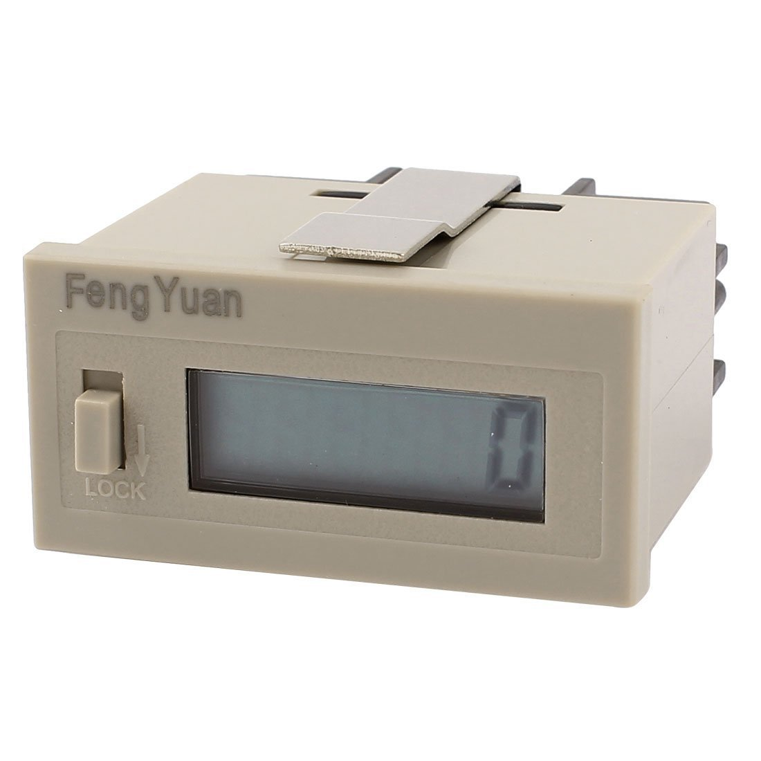 Uxcell A12082000ux0647 H7ec Blm 0 999999 Counting Range No Voltage Wiring Diagram Required Digital Counter Industrial Scientific
