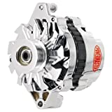 Powermaster 37802 Alternators - SP ALT-CHROME DELCO 140A