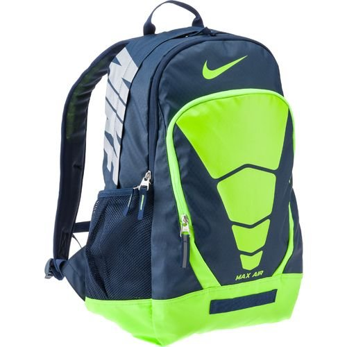be639c70fa Buy blue and green nike backpack