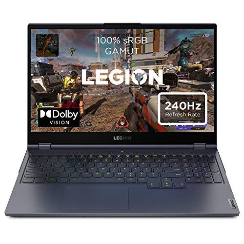 Lenovo Legion 7 15.6 Inch FHD 240 Hz Gaming Laptop (Intel Core i7, 16 GB RAM, 512 GB SSD, NVIDIA GeForce RTX 2060…