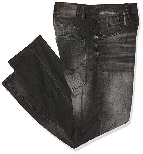Jjimike 314 Negro Jeans JONES JACK Noos Jjiron Denim Jos amp; Black Hombre EwFZaqqX4
