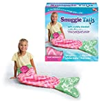 Allstar Innovations Snuggie Tails Mermaid Blanket For Kids Pink As Seen On TV