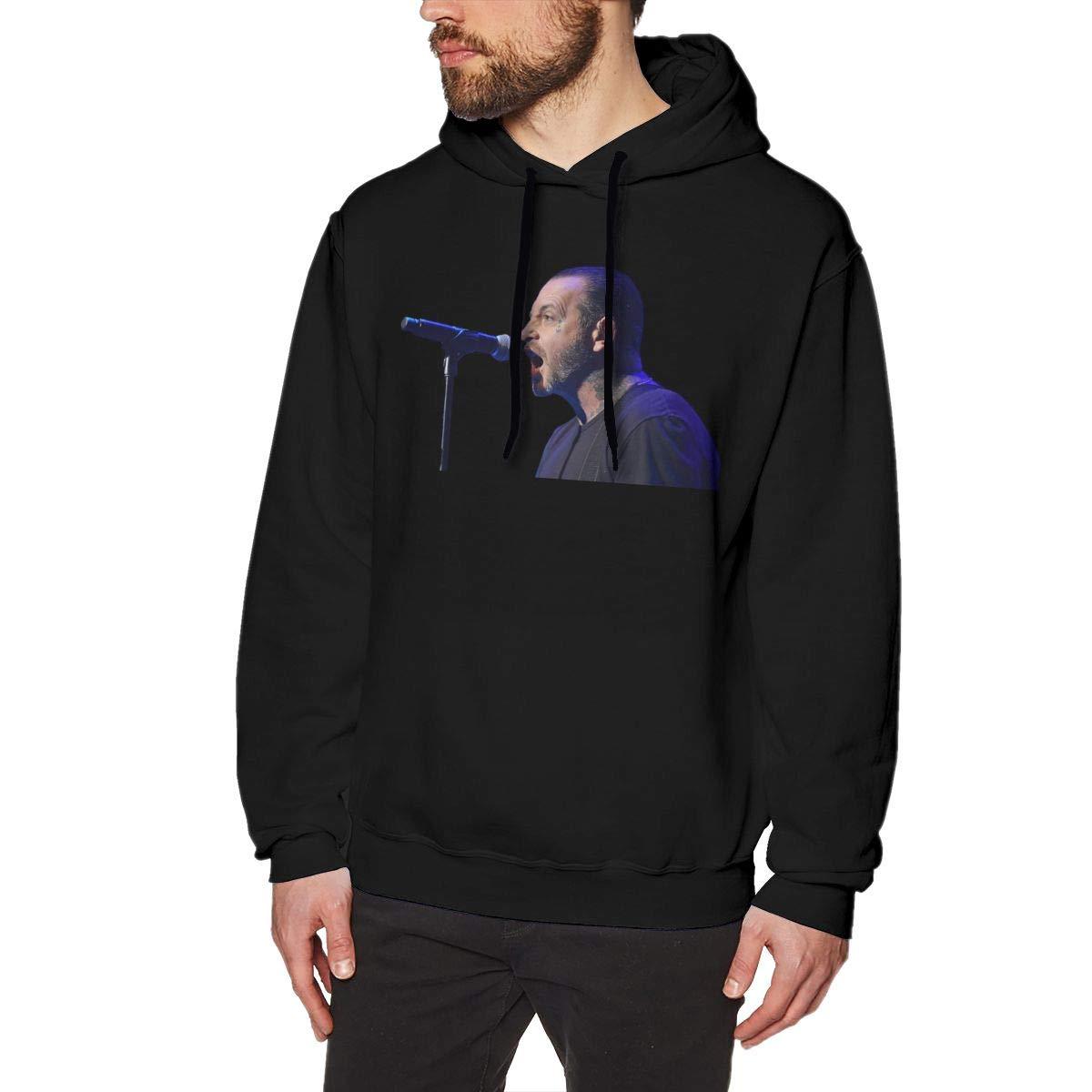 Aifreedom1 Social Distortion Soft Men's Hoodie Sweatshirt Black