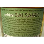 Acetaia Cattani White Balsamic Vinegar 250 Milliliter (Set of 2) 6 Acetaia Cattani White Balsamic Organic Certified Organic from select organically grown Trebbiano grapes