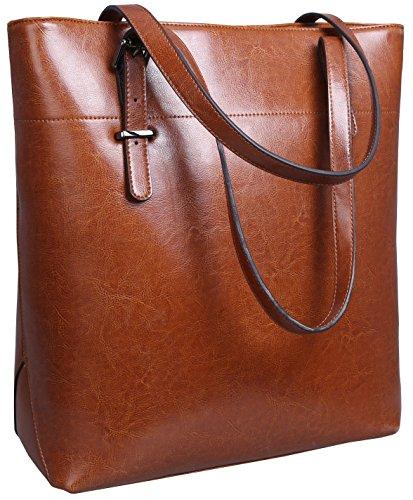 Iswee Leather Shoulder Fashion Handbag