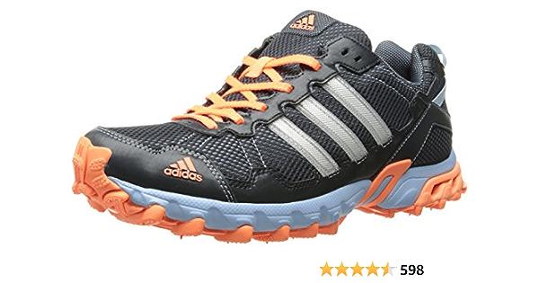 adidas Performance Women's Thrasher 1.1 W Trail Running Shoe Grey ...