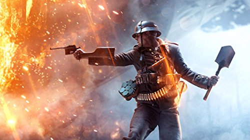Price comparison product image bribase shop Battlefield 5 Game poster 24 inch x 13 inch