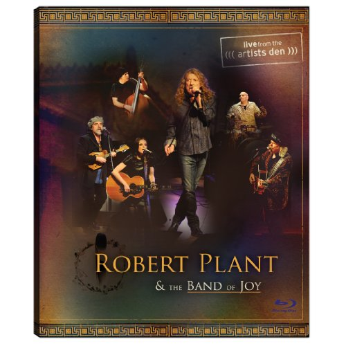 Robert Plant & The Band of Joy: Live from the Artists Den [Blu-ray] ()