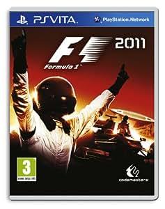 Codemasters F1 2011, PS Vita - Juego (PS Vita)