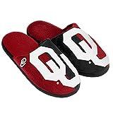FOCO Oklahoma Split Color Slide Slipper Large