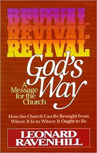 Image result for ravenhill revival god's way