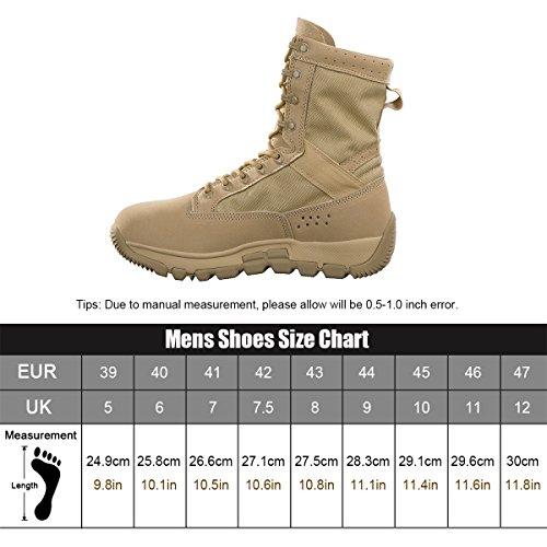 Chaussures De Militaire Patrouille Free Marche Soldier Pour fqxvfZH