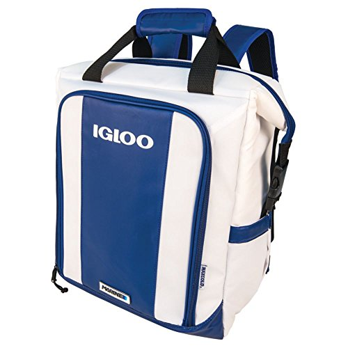 - Igloo Switch Marine Backpack-White/Navy, White