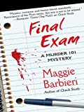 Final Exam, Maggie Barbieri, 1410424154
