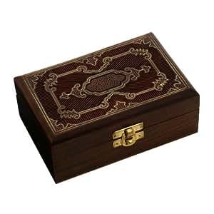 Amazon.com: Handmade Jewelry Box Wood Carved Unusual Gifts