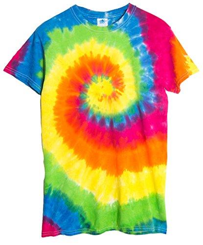 (Ragstock Tie Dye T-Shirt, Moondance -)