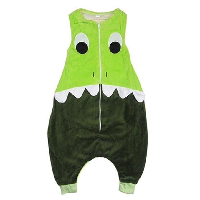 URAQT Niños Dinosaurio Onesies Pijamas Rompecabezas Mono, Niños Chicas Pyjamas Set Disfraces Cosplay Vestir para