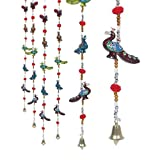 Rajasthani Handcrafted Peacock Door Hanging / Tree Dangler / Festival decor/ Home Décor. Perfect for diwali and dusshera or rakhi decorations and gift giving. Comes Gift wrapped in a box.