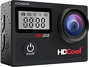 HDCool HCN5000 20MP Wi-Fi 4K Action Camera
