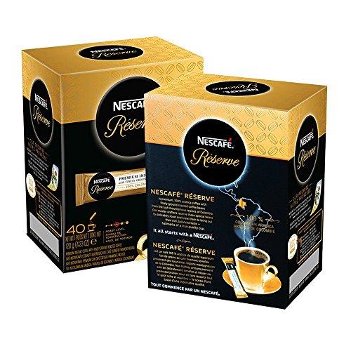 Nescafe Reserve Premium Instant Coffee (2 Pack)
