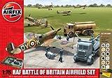 Airfix 1:76 RAF Battle of Britain Airfield Gift Set