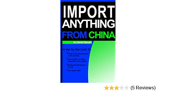 Why Import from China?