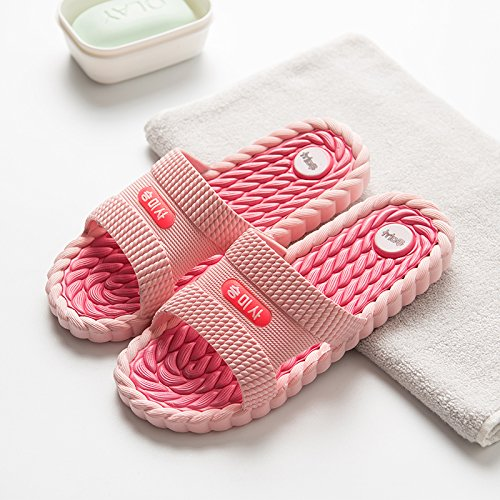 home soft slippers and in non thick bath 35 fankou a the men have couples home bathrooms summer slippers women 36 interior red The watermelon bottom home female slip cool wxqxgRZ