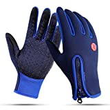 touch screen Gloves colorful&Soft Cotton Winter Gloves Warmer Smartphones For Driving Glove Gift ForMen Women