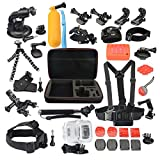 Newmowa® Waterproof Case 22-in-1 Accessories Kit for Polaroid Cube